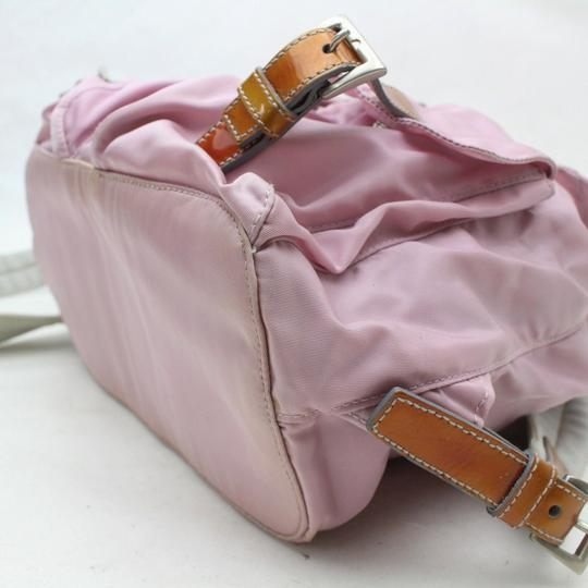 Prada Twin Double Montsouris Palm Springs Backpack Image 6
