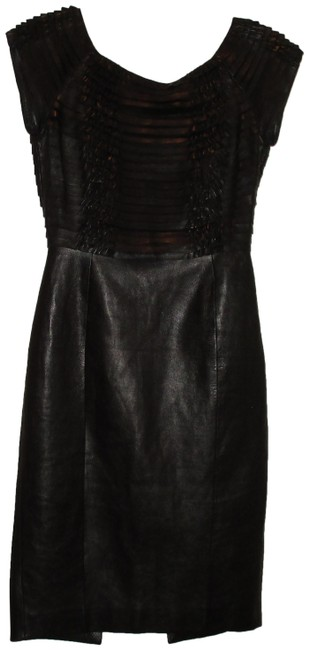 Gucci Leather Dress Image 0