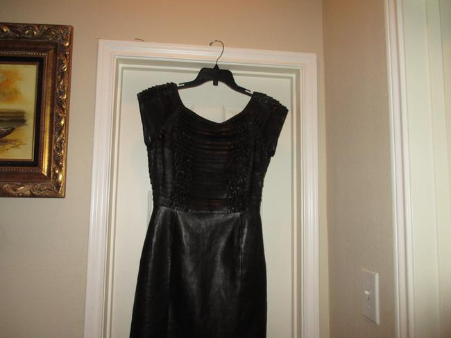 Gucci Leather Dress Image 1