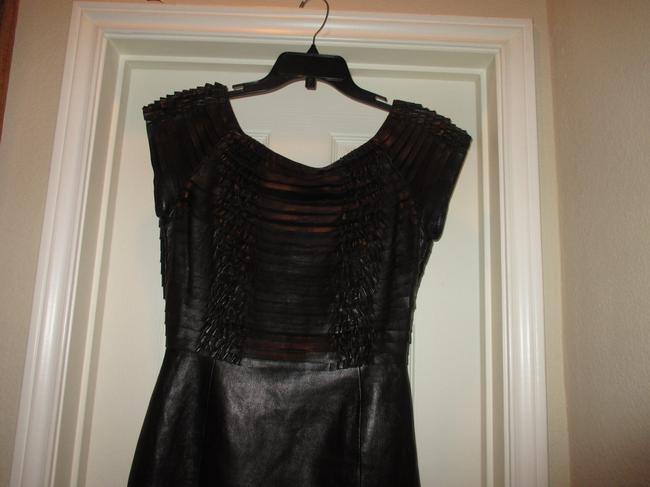 Gucci Leather Dress Image 2