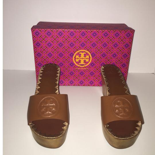 Tory Burch Brown Sandals Image 2