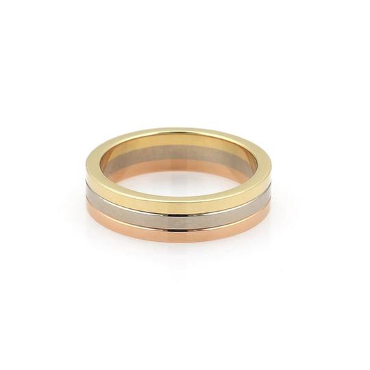 Preload https://img-static.tradesy.com/item/24541395/cartier-18k-tricolor-gold-35mm-triple-stack-band-size-51-us-575-cert-ring-0-0-540-540.jpg