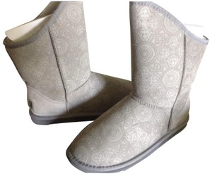 Australia Luxe Collective Shearling Gray Boots