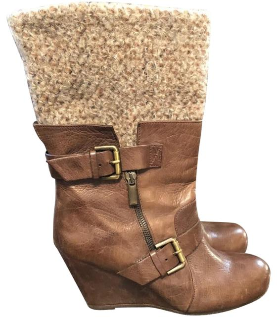 Item - Brown Na Boots/Booties Size US 9 Regular (M, B)
