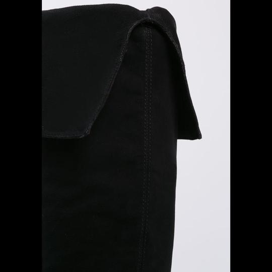 Reiss Black Boots Image 2