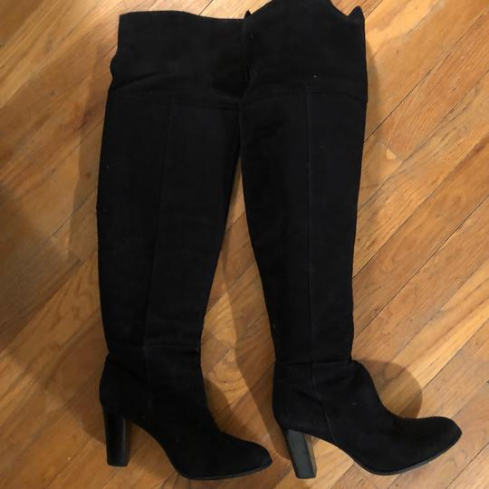 Reiss Black Boots Image 3