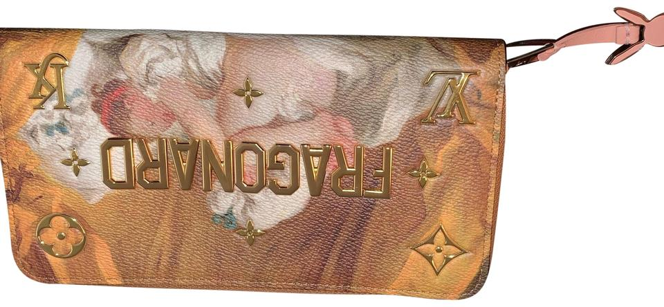 8ff06f6bf606 Louis Vuitton Louis Vuitton Masters collection Jeff Koons Fragonard Zippy  Wallet Image 0 ...