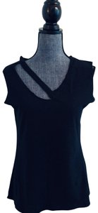 LNA Tank Small T Shirt Black