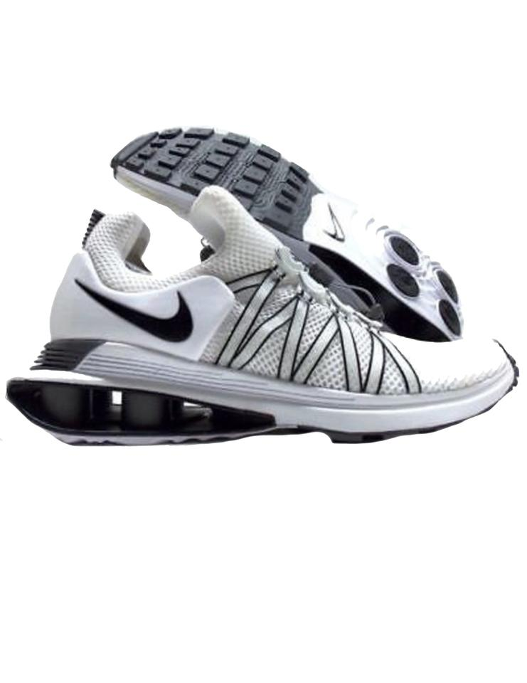 466719d6e4 Nike White Women's Wmns Shox Gravity White/White Sneakers Size US ...