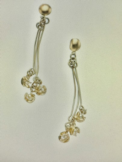 Other 14k Gold Featuring Cultured Pearls Earrings