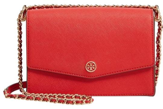 Preload https://img-static.tradesy.com/item/24543597/tory-burch-robinson-convertible-brilliant-red-leather-shoulder-bag-0-1-540-540.jpg