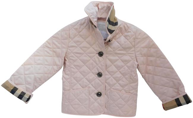 Item - Light Pink Kids Quilted Jacket Size OS (one size)