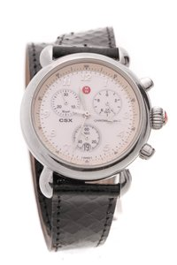 Michele Michele CSX Chronograph Wrap Watch - Stainless Steel