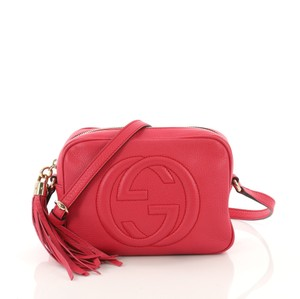 8a9a052fc Gucci Soho Leather Disco Bag - Up to 70% off at Tradesy