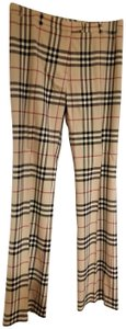 Burberry London Straight Pants