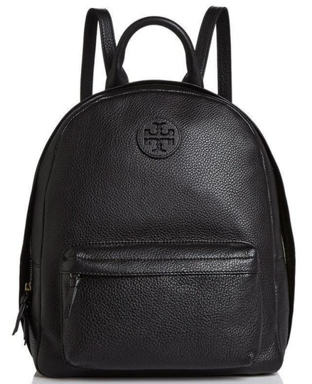 Preload https://img-static.tradesy.com/item/24545034/tory-burch-black-leather-backpack-0-0-540-540.jpg