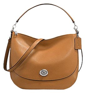 Coach New With Shoulder Bag