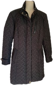 Cole Haan Quilted Fall Jacket Coat