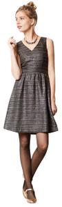 Moulinette Soeurs Anthropologie Tweed Date Night Fit And Flare Dress