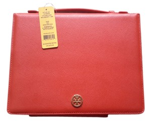 Tory Burch Tory Burch Robinson e-tablet case with handle brand new