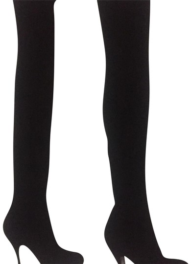 Brian Atwood black Boots Image 0