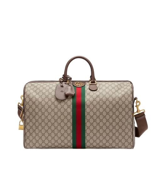 Preload https://img-static.tradesy.com/item/24546488/gucci-ophidia-gg-carry-on-duffle-weekendtravel-bag-0-0-540-540.jpg