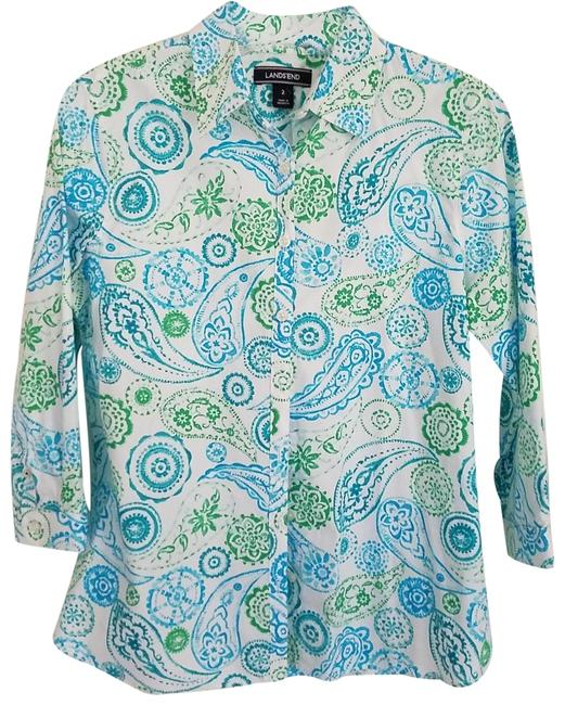 Preload https://img-static.tradesy.com/item/24546608/lands-end-aqua-belize-paisley-button-down-top-size-2-xs-0-1-650-650.jpg