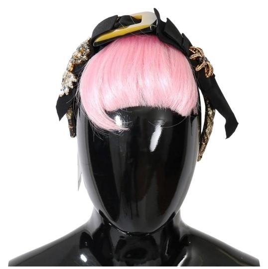 Preload https://img-static.tradesy.com/item/24546706/dolce-and-gabbana-black-d1078-women-s-pink-sicily-crystal-headband-one-size-hair-accessory-0-1-540-540.jpg