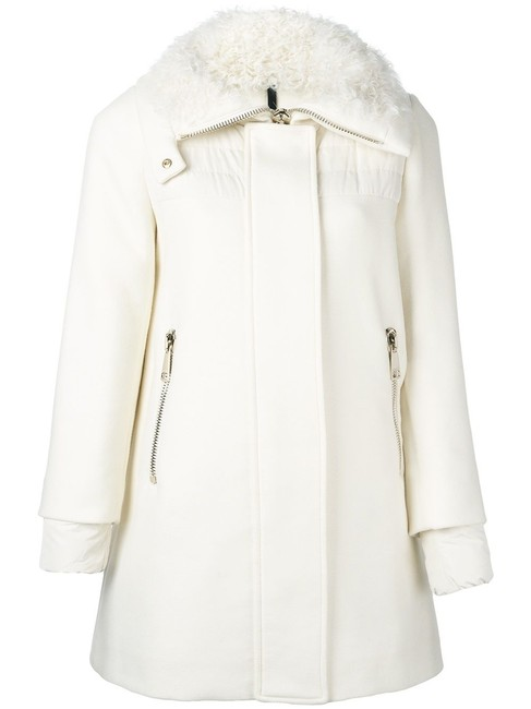 Item - Ivory Calipso Coat Size 6 (S)