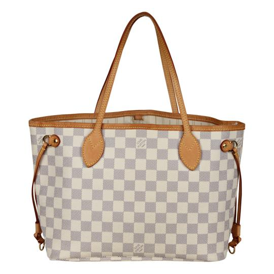 Preload https://img-static.tradesy.com/item/24546735/louis-vuitton-neverfull-damier-azur-pm-6894-white-canvas-tote-0-0-540-540.jpg