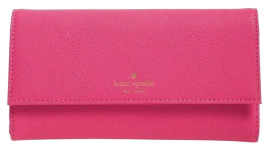 Preload https://img-static.tradesy.com/item/24546742/kate-spade-pink-new-york-leather-iphone-7-wallet-clutch-0-1-540-540.jpg