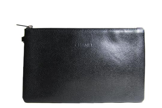 Preload https://img-static.tradesy.com/item/24546767/chanel-black-caviar-pouch-in-wallet-0-0-540-540.jpg