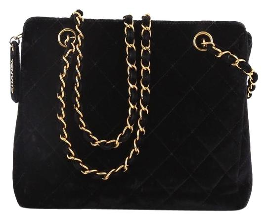Preload https://img-static.tradesy.com/item/24546789/chanel-shopping-tote-vintage-quilted-small-black-velvet-tote-0-1-540-540.jpg