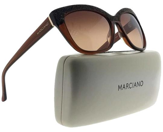 Preload https://img-static.tradesy.com/item/24546807/guess-by-marciano-gm0730-50f-55-cat-eye-women-s-brown-frame-brown-lens-sunglasses-0-1-540-540.jpg