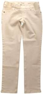 DL1961 DL1961 White Angel Mid-Rise Skinny Ankle Maternity Jean