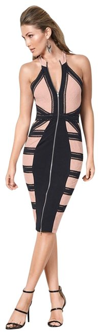 Preload https://img-static.tradesy.com/item/24546839/pink-lace-bodycon-mid-length-night-out-dress-size-8-m-0-1-650-650.jpg