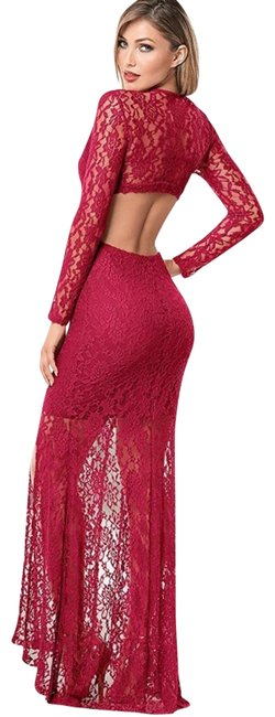 Preload https://img-static.tradesy.com/item/24546917/red-open-back-lace-maxi-long-night-out-dress-size-12-l-0-1-650-650.jpg