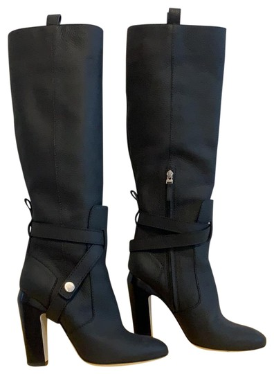 Preload https://img-static.tradesy.com/item/24546936/fendi-black-knee-high-wrap-leather-over-the-knee-insert-bootsbooties-size-eu-40-approx-us-10-regular-0-1-540-540.jpg