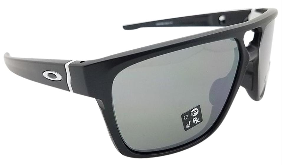 1a5f57b46b7 Oakley Crossrange Patch Black Ink Frame   Prizm Black Lens Oo9391-0860  Square Style Unisex Sunglasses
