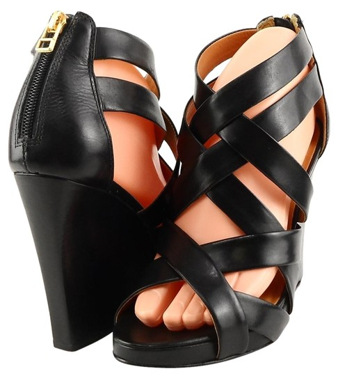 Preload https://img-static.tradesy.com/item/24546957/pour-la-victoire-black-tarissa-leather-strappy-wedges-sandals-size-us-85-regular-m-b-0-1-540-540.jpg