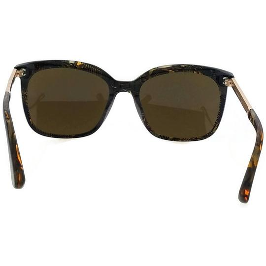 Guess By Marciano GM0756-50E-54 Square Women's Brown Frame Brown Lens Sunglasses NWT