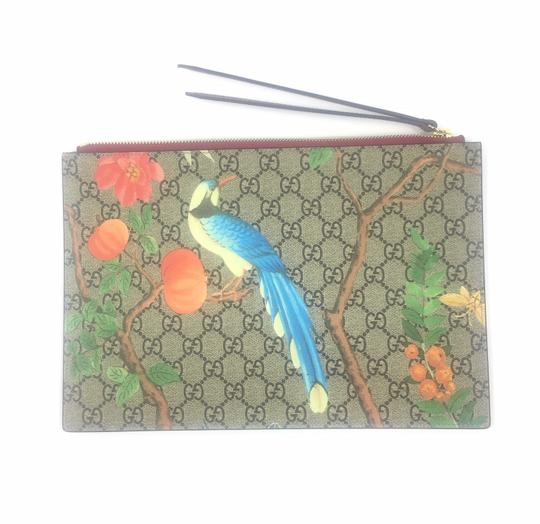 Preload https://img-static.tradesy.com/item/24546989/gucci-424900-gg-supreme-tian-zip-top-pouchclutch-in-multi-color-coated-canvas-and-leather-clutch-0-0-540-540.jpg