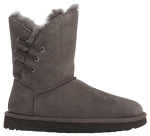 UGG Australia Suede Winter Constantine Charcoal Boots