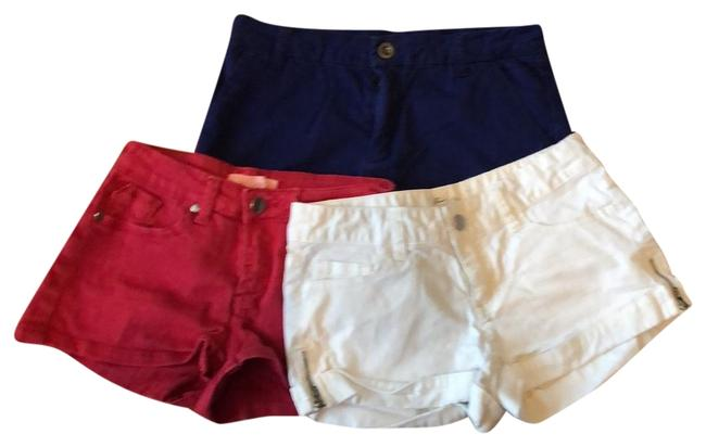 Item - Red White and Blue Lot Shorts Size 2 (XS, 26)