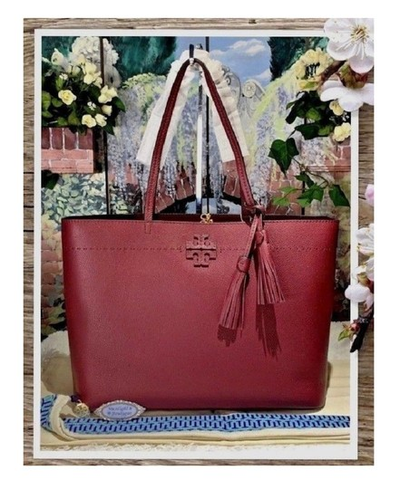 Preload https://img-static.tradesy.com/item/24547393/tory-burch-mcgraw-shoulder-imperial-garnet-port-pebbled-leather-tote-0-1-540-540.jpg