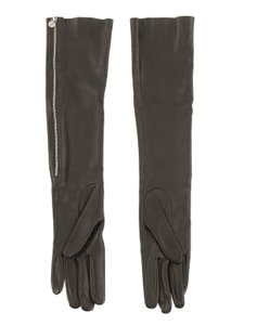 Chanel Long Leather Gloves