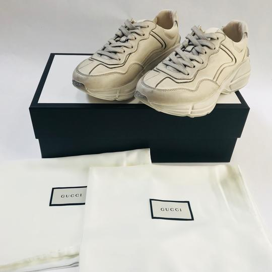 Gucci ivory Athletic Image 6