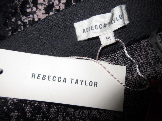 Rebecca Taylor Skirt Brown and Beige Image 2