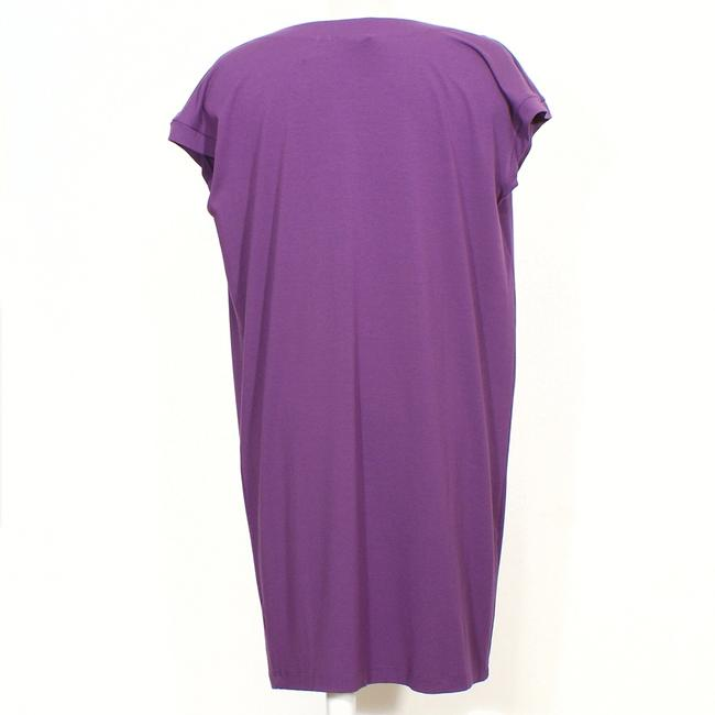 Eileen Fisher short dress African Violet Purple on Tradesy Image 1