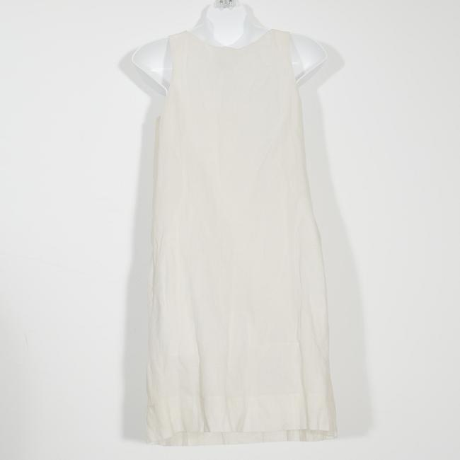 Eileen Fisher short dress Bone on Tradesy Image 2